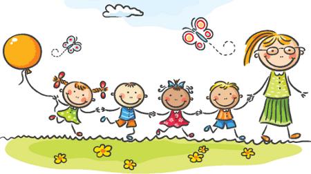 Výsledek obrázku pro mateřská škola kreslená